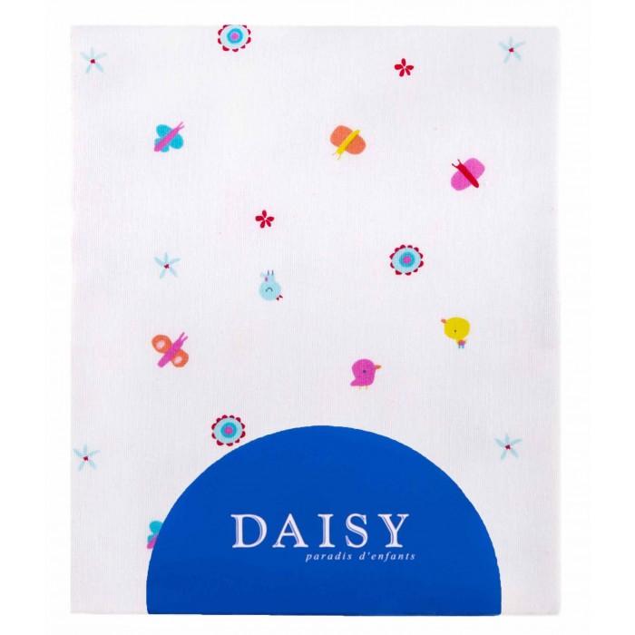 цена на Простыни Daisy Простыня на резинке Слоники 120х60 см