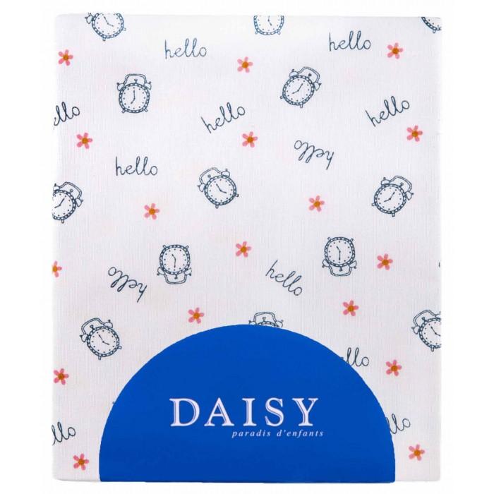 Простыни Daisy Простыня на резинке Лошадки 120х60 см простыня на резинке хлопковый край