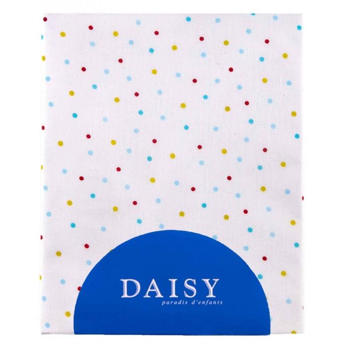 цена на Простыни Daisy Простыня на резинке Машинки 120х60 см