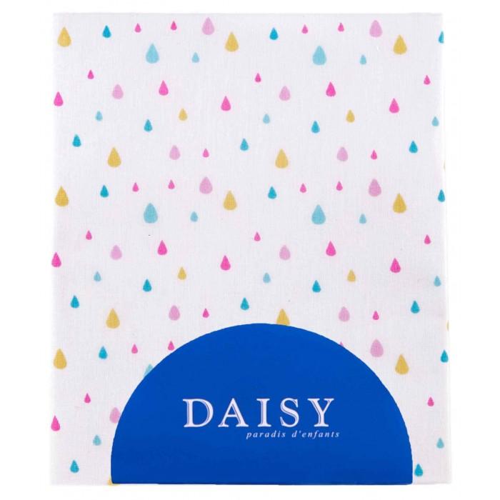 Простыни Daisy Простыня на резинке Девочки 120х60 см простыня на резинке хлопковый край