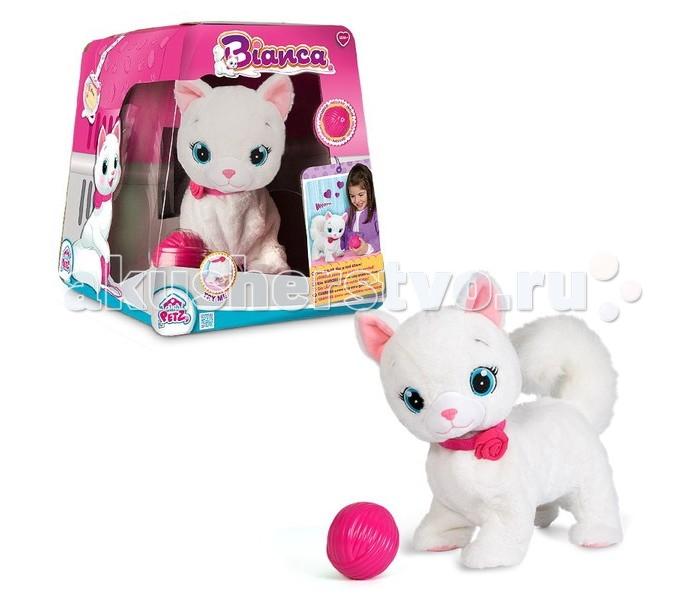 Интерактивные игрушки IMC toys Кошка Bianca, Интерактивные игрушки - артикул:568931