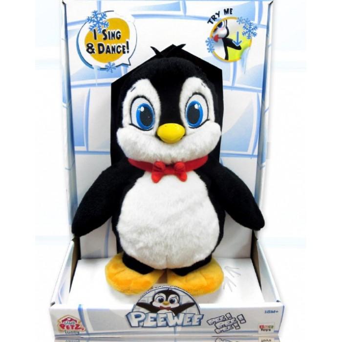 Интерактивная игрушка IMC toys Пингвин Peewee