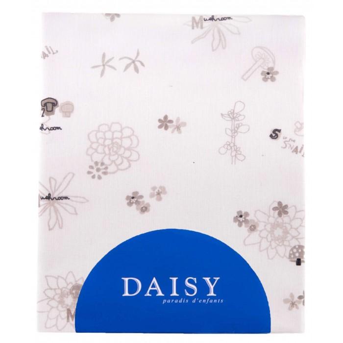 цена на Простыни Daisy Простыня на резинке Улитки 120х60 см
