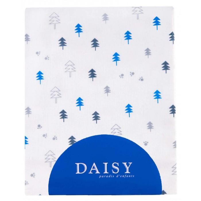 Простыни Daisy Простыня на резинке Собачки 120х60 см