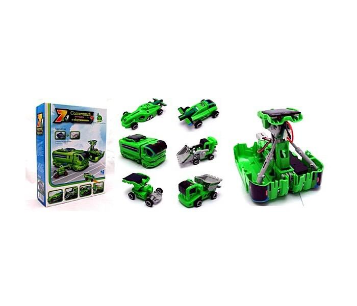 CuteSunlight Игровой набор 7 в 1 Солнечное оборудование Трансформация 2113