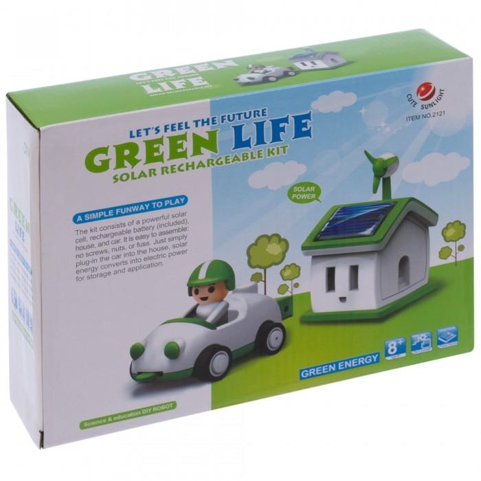 CuteSunlight Игровой набор Зеленая жизнь 2121