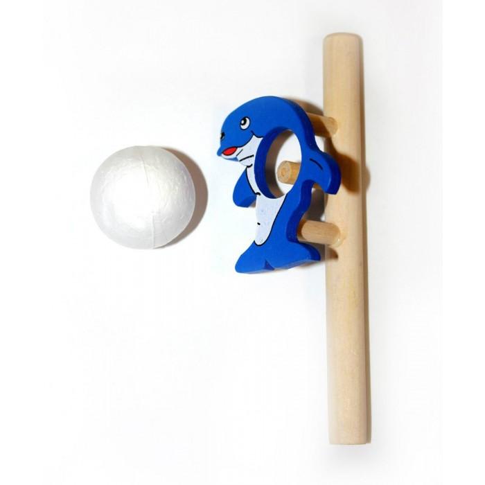 Развивающие игрушки Bradex Аэробол для развития речевого дыхания Дельфин