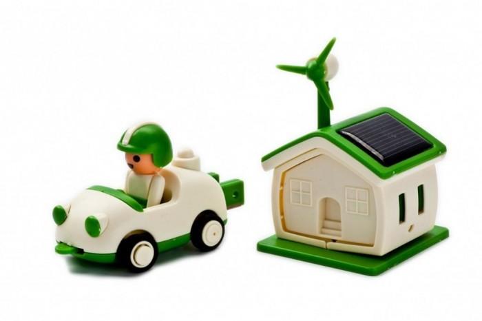Конструкторы Bradex на солнечной батарее Автомобилист