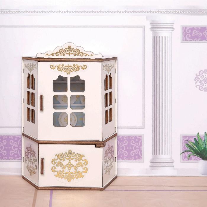 Кукольные домики и мебель ЯиГрушка Набор Столовый буфет коллекция Барокко