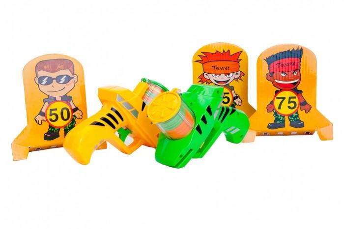 Картинка для Игрушечное оружие Bradex Набор пистолетов детский Дискомет