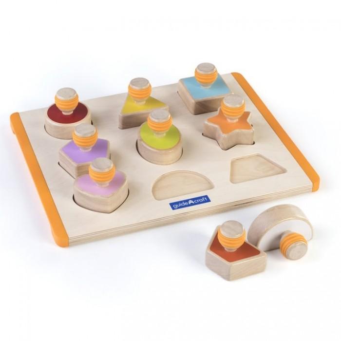 Купить Деревянные игрушки, Деревянная игрушка Guidecraft Сортер Shape Sorter