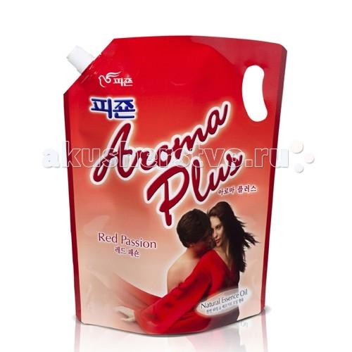 Бытовая химия Pigeon Aroma Кондиционер для белья Red Passion (мягкая упаковка) 1200 мл pigeon шампунь пенка для младенцев 350 мл pigeon