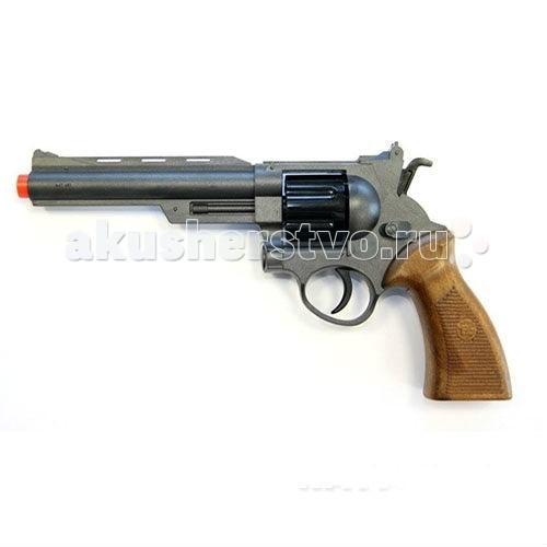 Edison Игрушечный Пистолет с пульками и мишенью Champions-Line Ron Smith 28 смИгрушечный Пистолет с пульками и мишенью Champions-Line Ron Smith 28 смEdison Игрушечный Пистолет с пульками и мишенью Champions-Line Ron Smith 28 см - стильный 8-зярядный игровой пистолет — отличное детское оружие для увлекательных войнушек и активных детективных игр. Помогите вашему ребенку расследовать преступления и ловить нарушителей закона. Игрушечные пистолеты — лучший выбор для маленьких героев.  Edison Giocattoli — один из лучших производителей детского игрушечного оружия в мире.  Игрушка сделана из качественных и безопасных материалов и не влияет на здоровье ребенка.  До эксплуатации игрушки изучите меры предосторожности при обращении с ней.  Ёмкость магазина: 8 пулек  В комплекте: игрушечный пистолет, мишень, пульки  Длина пистолета: 28 см<br>