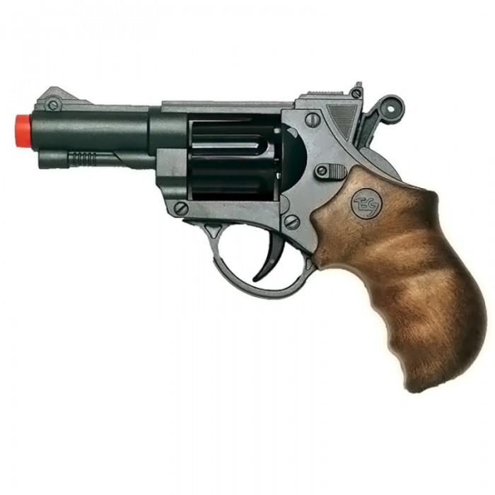 Игрушечное оружие Edison Игрушечный Пистолет с пульками и мишенью Champions-Line Supertarget edison игрушечный набор с пистолетом мишенями и пульками target line santa f