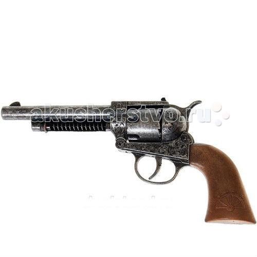 Игрушечное оружие Edison Игрушечный Пистолет Фронтир 25 см игрушечное оружие sohni wicke пистолет texas rapido 8 зарядные gun western 214mm