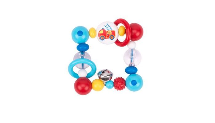 Погремушки Heimess Игрушка-кольцо Пожарная машина, Погремушки - артикул:571366