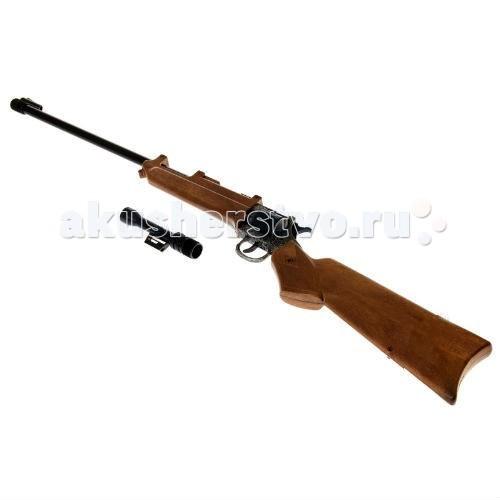 Игрушечное оружие Edison Игрушечное Ружье литое Wichita 77,3 см