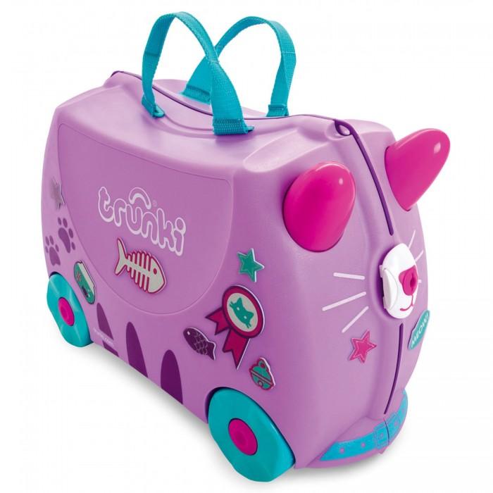 Купить Детские чемоданы, Trunki Чемодан на колесиках Котенок Кэйзи