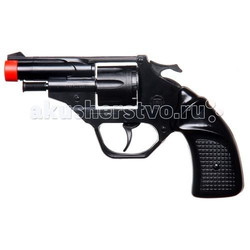 Игрушечное оружие Edison Игрушечный Пистолет Колибри/Colibri Polizei 12,8 см пистолет edison giocattoli dakota metall western