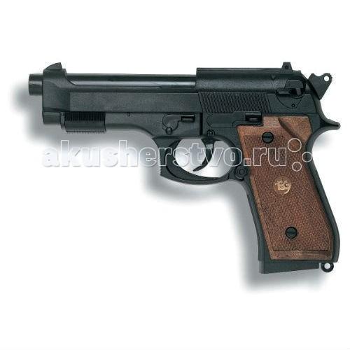 Игрушечное оружие Edison Игрушечный Пистолет ��арабеллум 19,3 см игрушечное оружие edison игрушечный набор с пистолетом кобурой и ремнем un force set