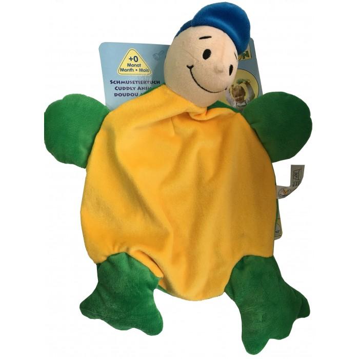 Погремушки Bampi Игрушка на руку Клоун плюш игрушка