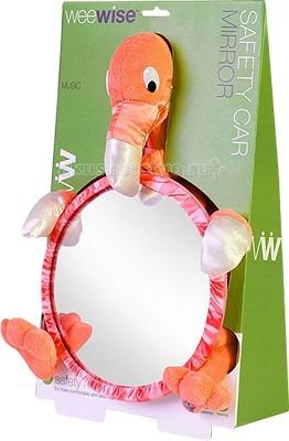 WeeWise Панорамное зеркало Фламинго 30111