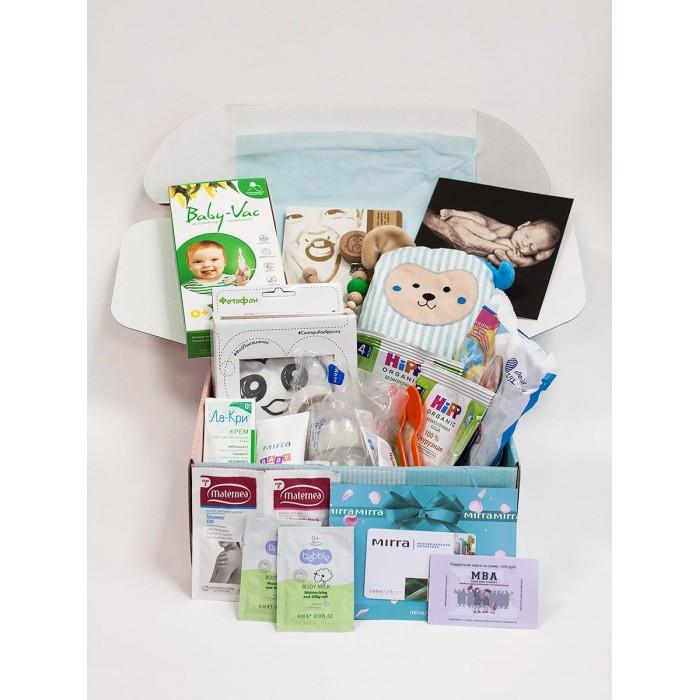 Уход за малышом Kid's Box Набор товаров для мальчика Standart 0-3 лет, Уход за малышом - артикул:572701