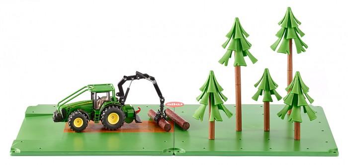 Игровые наборы Siku Игровой набор для лесного хозяйства игровой набор siku набор транспорта и дорожных знаков
