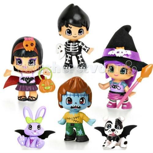 Famosa Большой игровой набор Пинипон Monster набор 2 кукол famosa пинипон чемпионы аксесс 2 в ассорт
