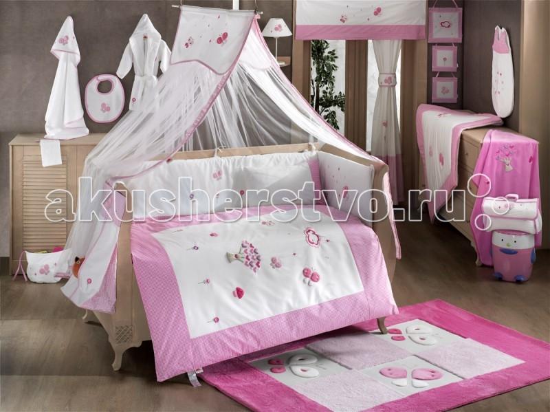 Комплекты в кроватку Kidboo Funny Dream (6 предметов) комплекты в кроватку esspero king 6 предметов
