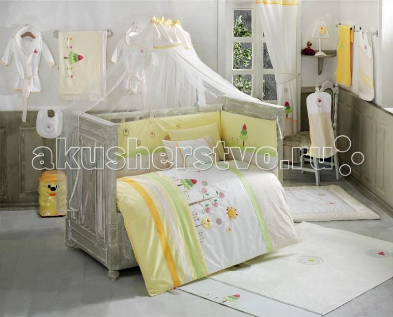 Купить Комплекты в кроватку, Комплект в кроватку Kidboo Sunny Day (6 предметов)