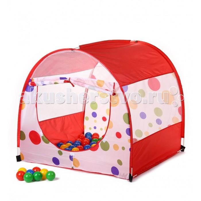 Палатки-домики Bony Домик Арка с шариками палатки домики bony игровой домик с шариками пиратский корабль