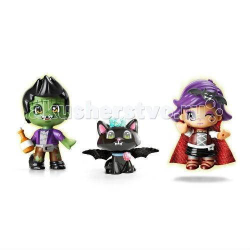 Famosa Набор Пинипон Monster набор 2 кукол famosa пинипон чемпионы аксесс 2 в ассорт