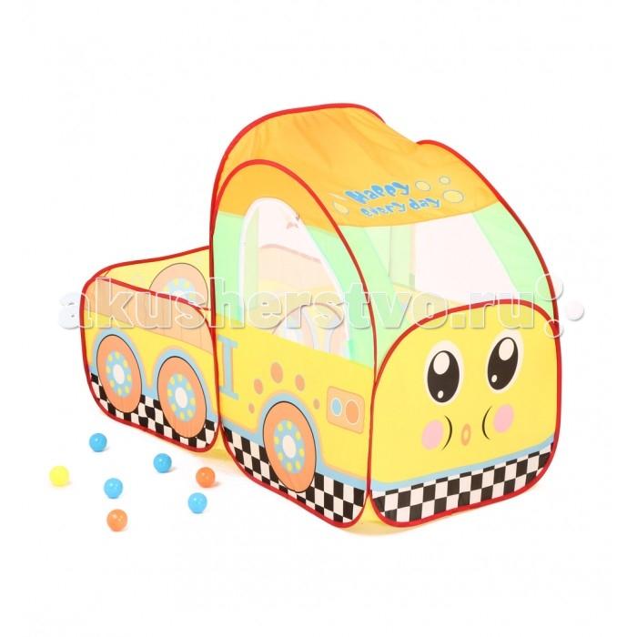 Палатки-домики Bony Домик Такси палатки домики bony игровой домик с шариками пиратский корабль