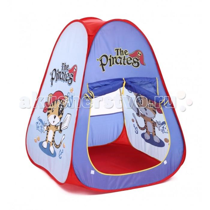 Палатки-домики Bony Домик Тигренок палатки домики bony игровой домик с шариками пиратский корабль
