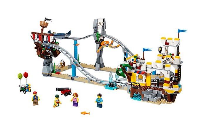 Конструктор Lego Creator 31084 Лего Криэйтор Аттракцион Пиратские горки
