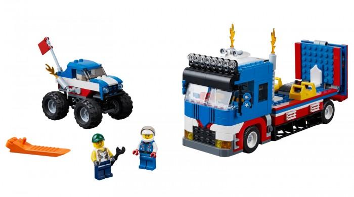 Lego Lego Creator 31085 Лего Криэйтор Мобильное шоу lego creator 31059 лего криэйтор жёлтый мотоцикл