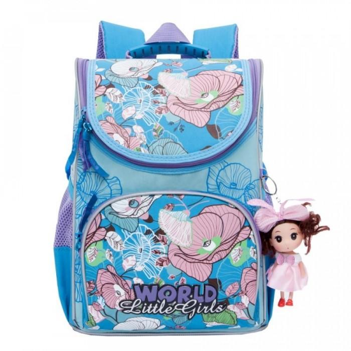 Школьные рюкзаки Grizzly Рюкзак школьный RA-873-3 школьный ранец grizzly school ra 676 ra 676 3 2 черный