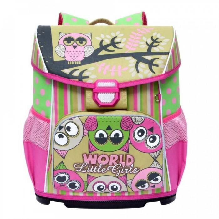 Школьные рюкзаки Grizzly Рюкзак школьный RA-875-2 школьный ранец grizzly school ra 676 ra 676 3 2 черный