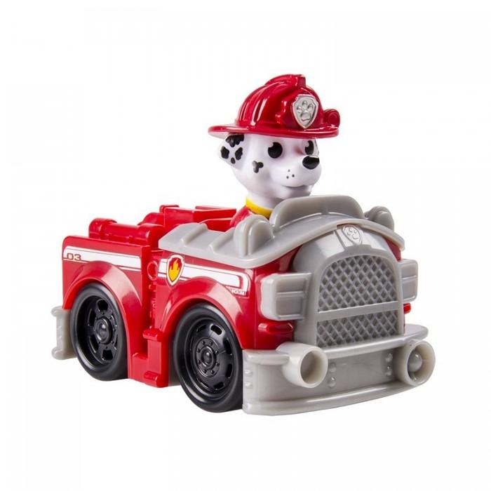 Машины Щенячий патруль (Paw Patrol) Машинка спасателя paw patrol фигурка щенок спасатель marshall