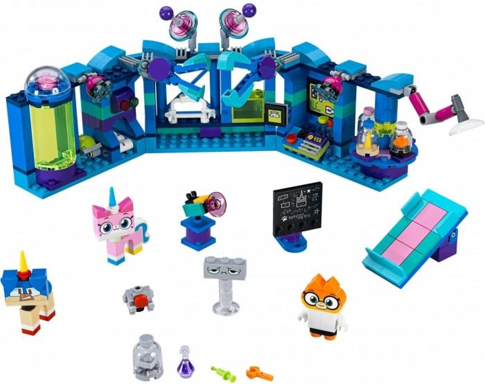 Купить Конструктор Lego Unikitty 41454 Лего Юникитти Лаборатория доктора Фокса