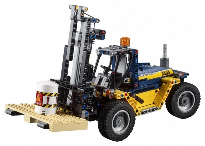 Купить Конструктор Lego Technic 42079 Лего Техник Сверхмощный вилочный погрузчик