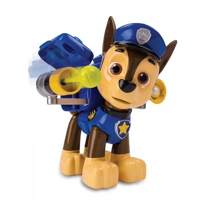 Игровые наборы Щенячий патруль (Paw Patrol) Большой щенок с рюкзаком-трансформером spin master большой автомобиль спасателей погрузчик рокки щенячий патруль