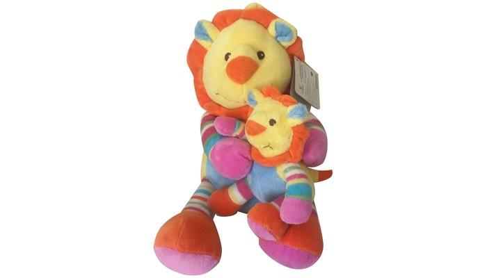 Мягкие игрушки Bampi Львята плюш 30 см трикси игрушка для собаки осел ткань плюш 55 см