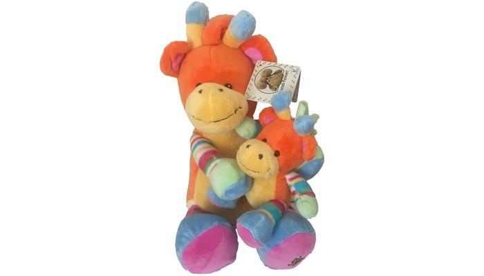 Мягкие игрушки Bampi Коровки плюш 30 см мягкая игрушка бегемотик оранж жорик плюш синтепон серый 30 см мс1983 30