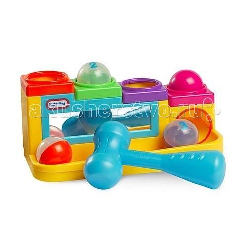 Развивающие игрушки Little Tikes Наковальня 634901 наковальня мира