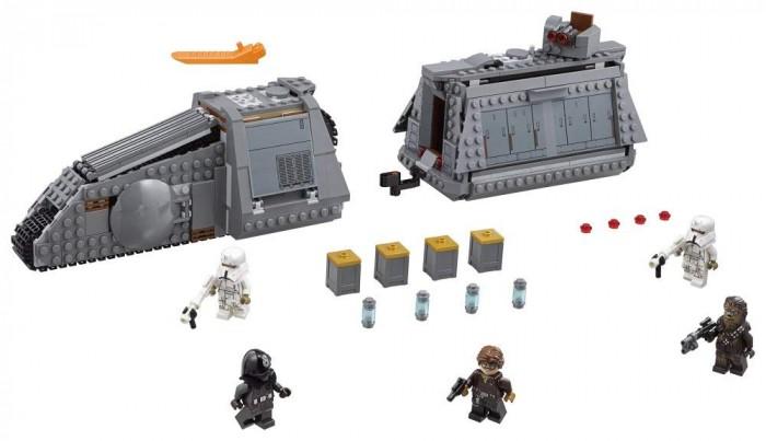Конструктор Lego Star Wars 75217 Лего Звездные Войны Имперский транспорт