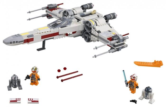 Конструктор Lego Star Wars 75218 Лего Звездные Войны Звёздный истребитель типа Х