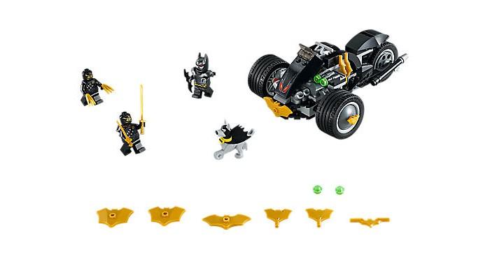Lego Lego Super Heroes 76110 Лего Супер Герои Бетмен Нападение Когтей конструктор lego super heroes нападение с воздуха 76087 l