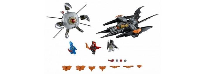 Купить Конструктор Lego Super Heroes 76111 Лего Супер Герои Бетмен Ликвидация Глаза брата